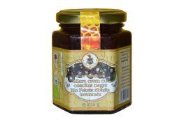 Mierea crema cu coacaze negre 250gr