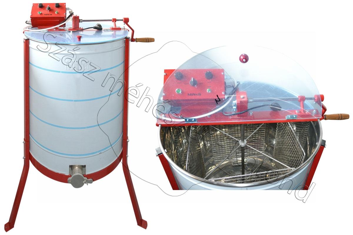Centrifugă miere 4 rame electrică